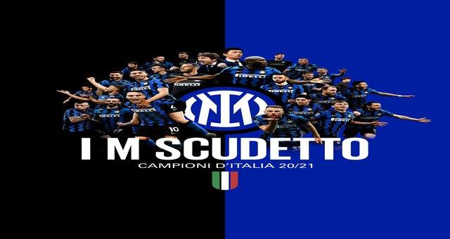 """Conte """"l'interista"""" regala il 19esimo scudetto ai nerazzurri. Inter Campione d'Italia"""