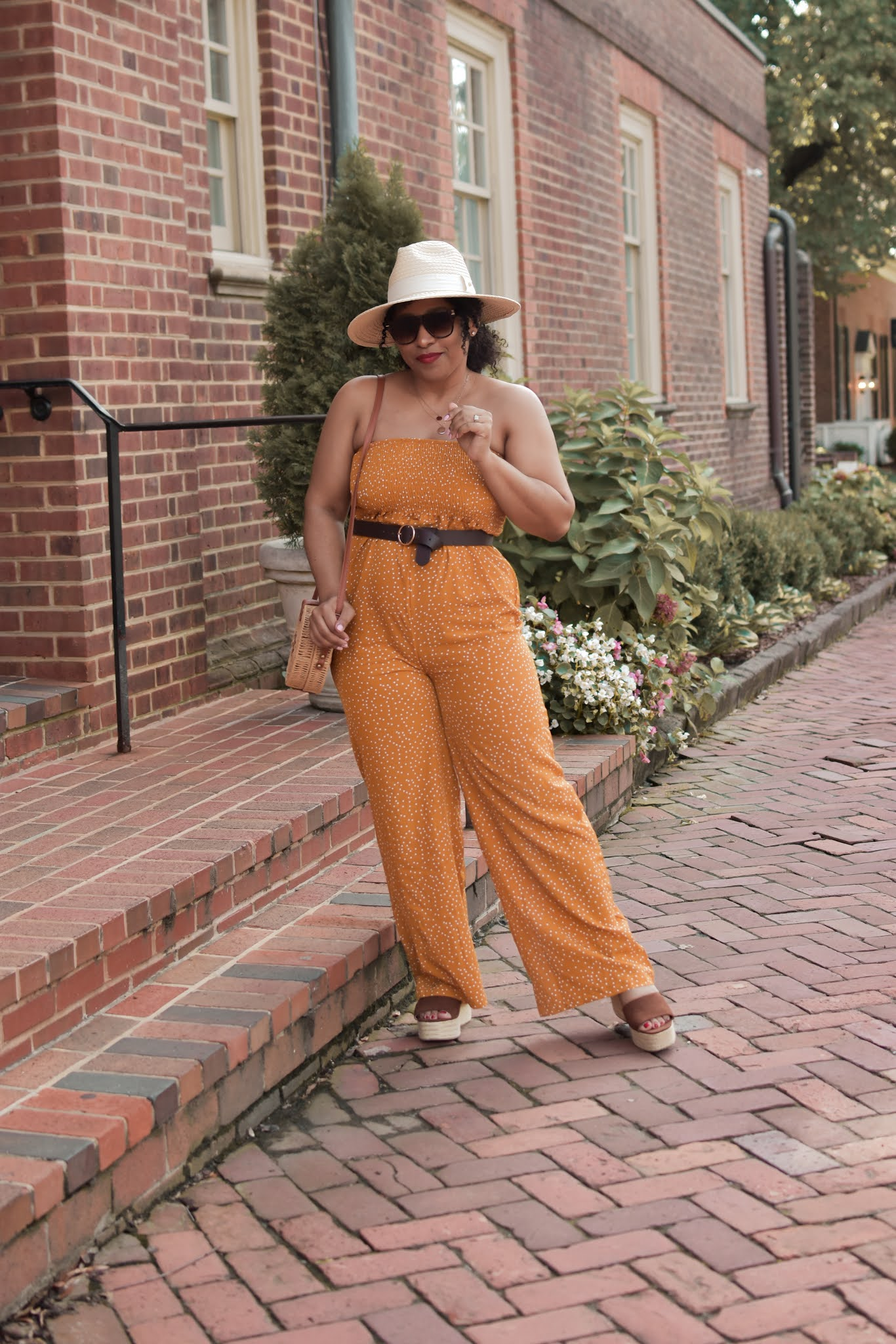 A Versatile & Easy To Style Jumpsuit