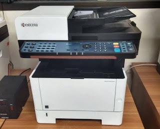 Cari Mesin Fotocopy Kyocera m2040dn / m2540dn di Lampung