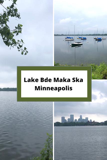 Morning Amble Around Lake Bde Maka Ska in Minneapolis
