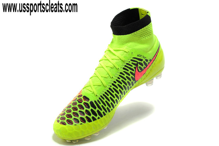 the latest 0c00b dcbb6 Nike Magista Obra FG Volt Metallic Gold Coin Black Hyper Punch is a firm  ground soccer shoe that is designed to deliver exceptional performance.