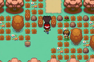 Pokemon Mega Evolution 3 para GBA Nuevos Personajes