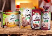 Logo Santiveri : vinci gratis kit Snacks Farro