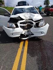 Lagopedrense morre em colisão entre moto e carro na MA-012