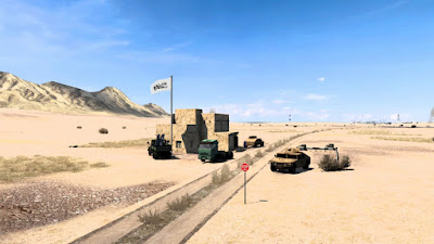 Road to Asia 1.1 Map Mod Afghanistan Turkmenistan North & South Korea - ETS2 1.41