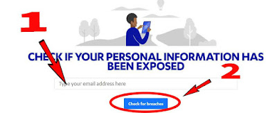 من خلال هذا الموقع اكتشف إن تم تسريب معلوماتك شخصية
