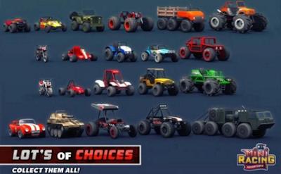 Download Mini Racing Adventures v1.7.4