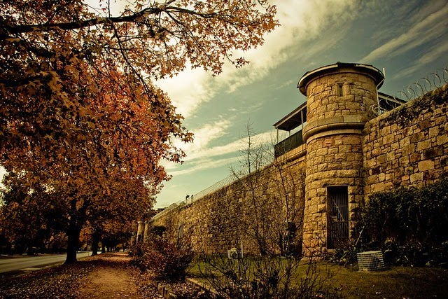 Beechworth Gaol  -10 Beautiful Cities in Australia