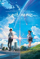 Your Name. (2017) - Poster