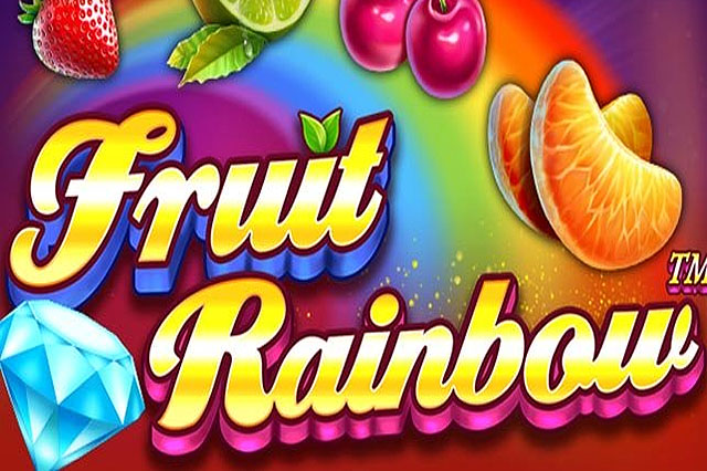 ULASAN SLOT PRAGMATIC PLAY FRUIT RAINBOW