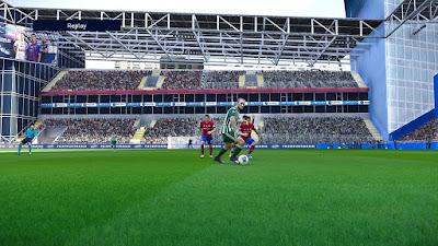 PES 2020 Stadium VEB Arena