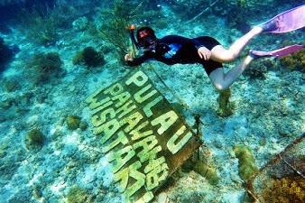 Wisata Lampung Tersembunyi di Pulau Pahawang Surganya Snorkeling
