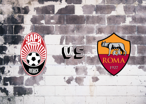 Zorya Luhansk vs Roma  Resumen