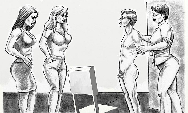 Catholic schoolgirls compare panties after class - 1 part 4