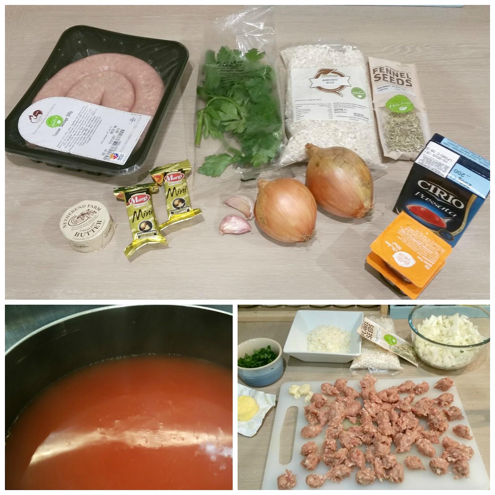 Hello Fresh UK Family Box, Food subscription box, food box review