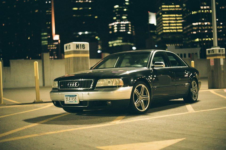 Manual Swapped: 2001 Audi S8 Quattro