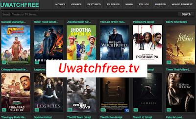 Uwatchfree.tv- Watch Movies and TV Series Uwatchfree tv