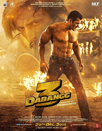 Dabangg 3 2019 Hindi 720p Pre-DVDRip x264