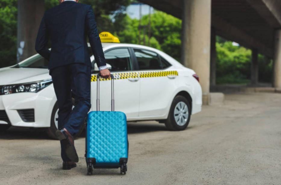 ilustrasi taxi pribadi pontianak
