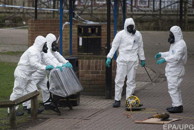 Спецслужби Британії встановили ключових підозрюваних у замаху на Скрипаля