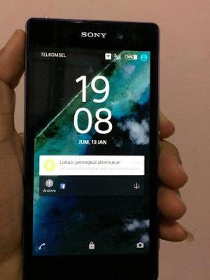 cara menghapus data di android dari jarak jauh
