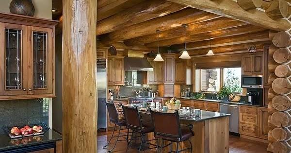 Casas de campo interiores casas y estilo - Cocinas de campo ...
