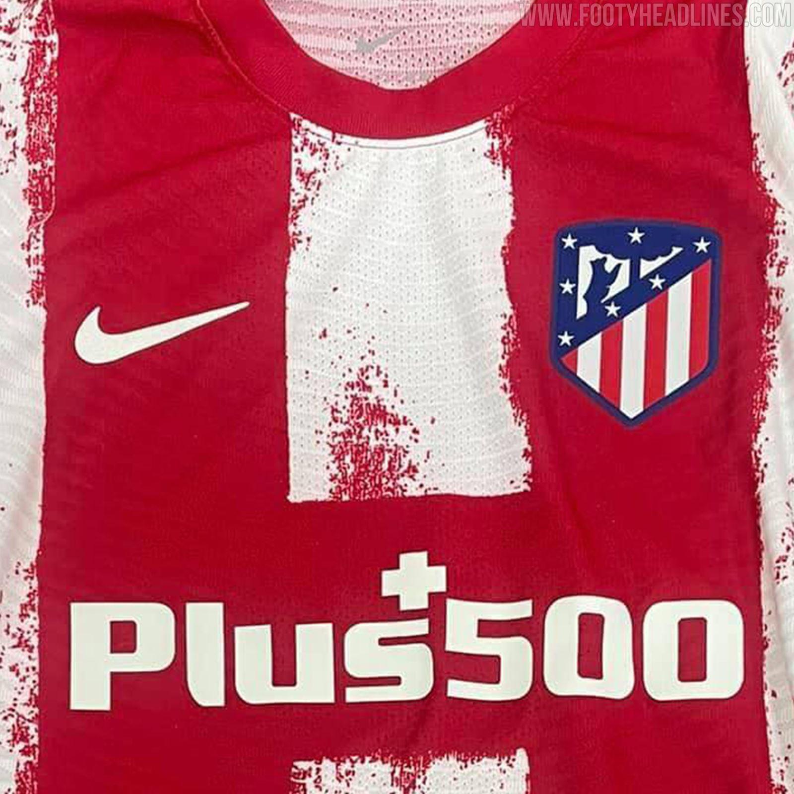 Adidas Real Madrid Nike Atletico Madrid 21 22 Authentic Kits Leaked