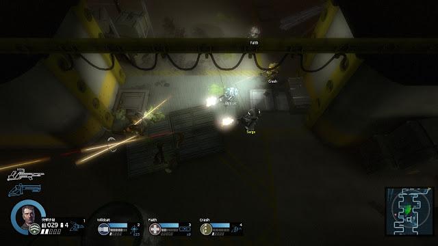 Alien Swarm: Reactive Drop 小隊戰略第一的免費中文射擊經典 Alien%2BSwarm_%2BReactive%2BDrop%2B-07
