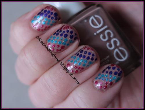 Essie: Lady Like (in a dotticure)