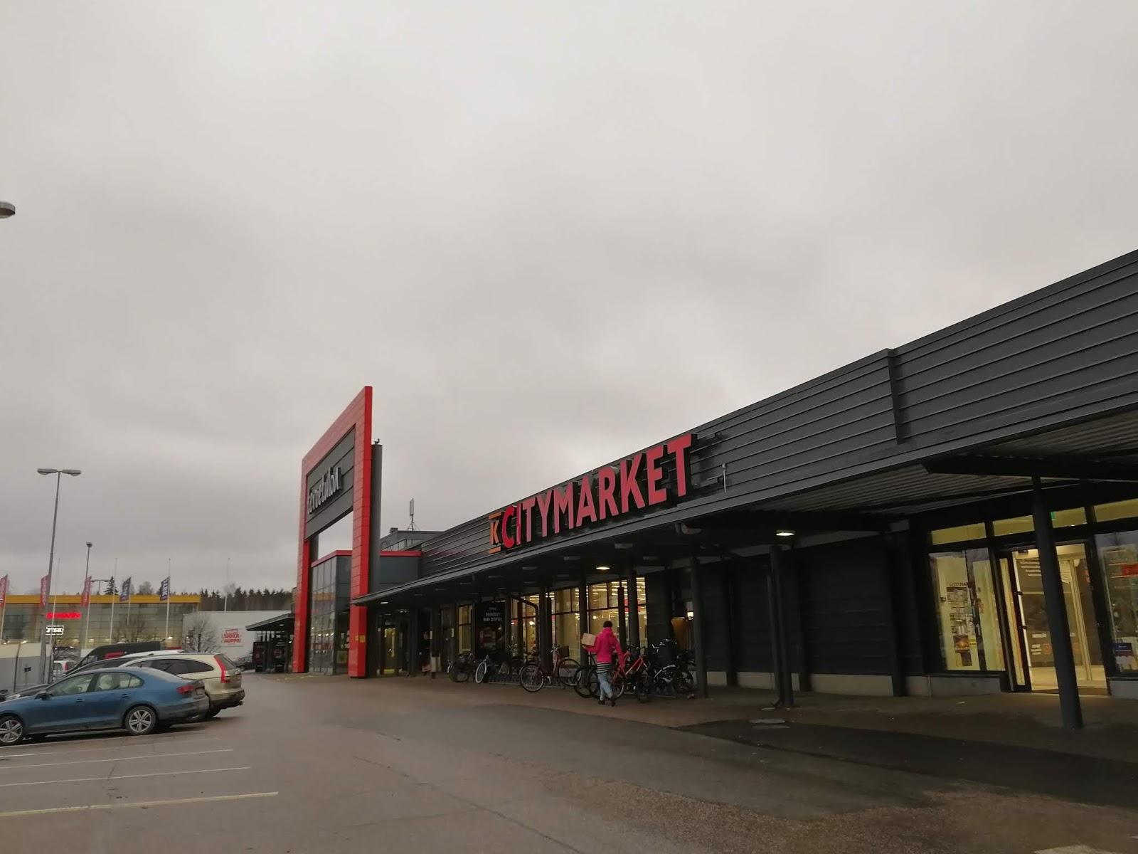 k-citymarket järvenpää