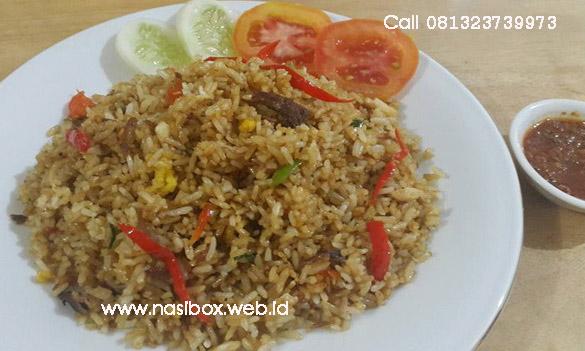Resep nasi goreng cakalang nasi box patenggang ciwidey