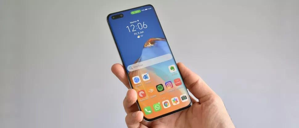 مراجعه هاتف Huawei P40 Pro Plus
