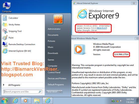 Windows 7 Ultimate Sp1 32 Bit Lite V1 By Nil Download Pc