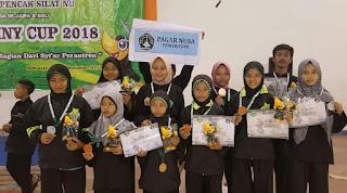 Pagar Nusa Pamekasan Bawa Pulang 7 Medali Kejuaraan se-Jawa-Bali