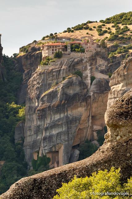 Monasterio Meteora, Gran Meteoro o Transformación