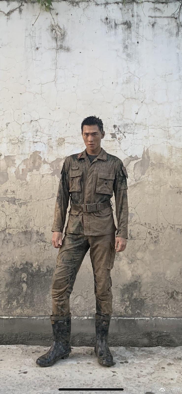 Yang Yang Gets Buff and Tough for His Upcoming Military