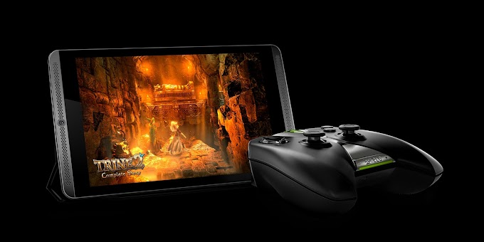 NVIDIA Shield tablet with LTE receives Lollipop update