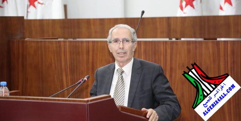 وزير النقل فاروق شيعلي