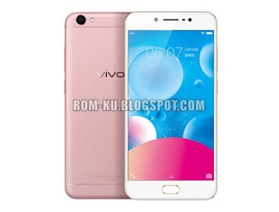 Firmware Vivo Y67 PD1612 Tested (Flash File)