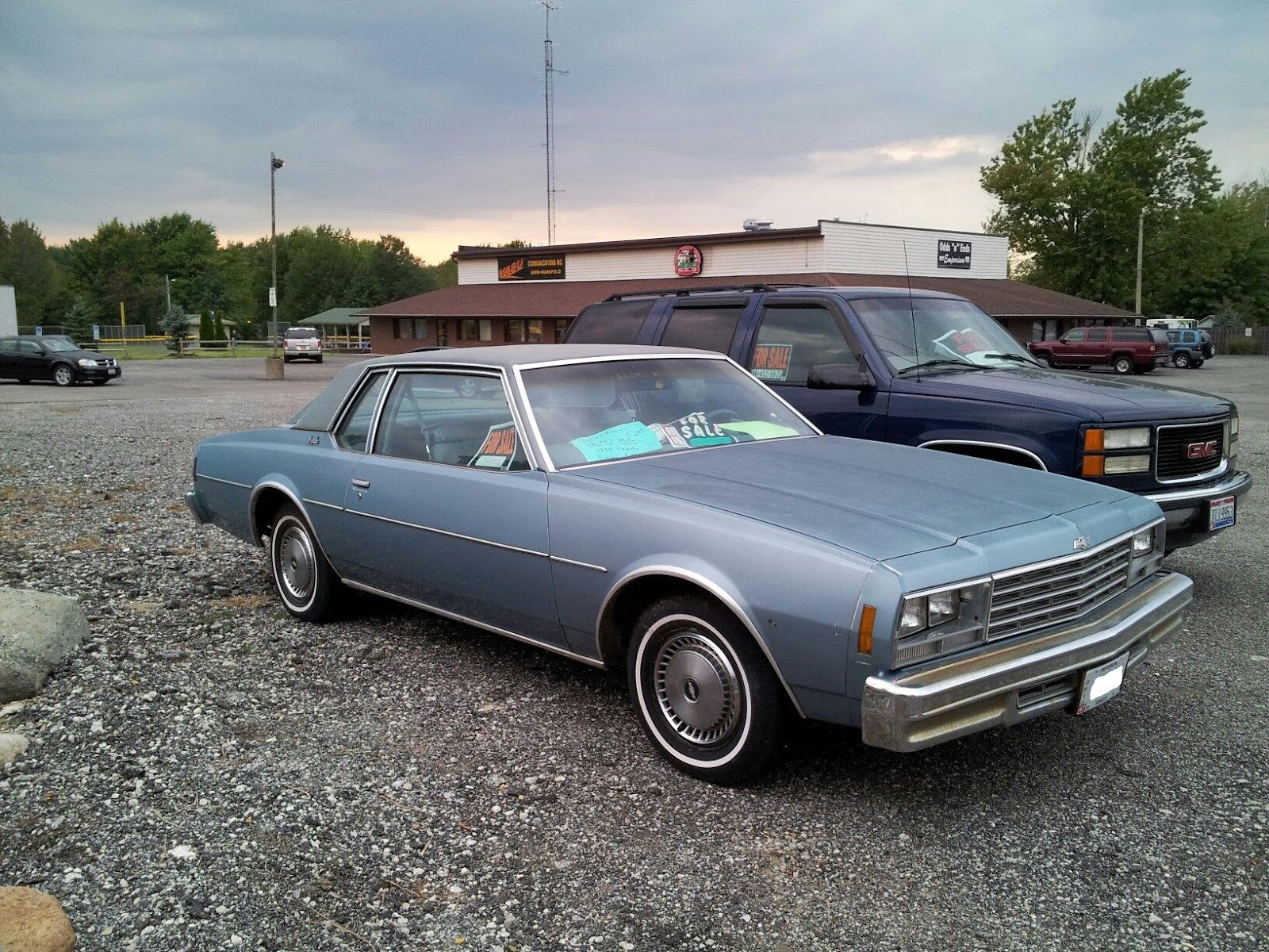 Crawling From The Wreckage 1978 Chevrolet Impala Good