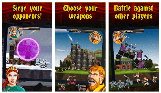 Siege Castles Mod Apk
