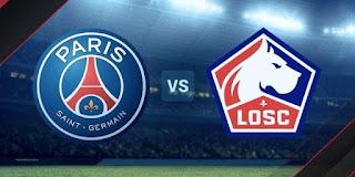 مشاهدة مباراة باريس سان جيرمان وليل اليوم بث مباشر كأس فرنسا