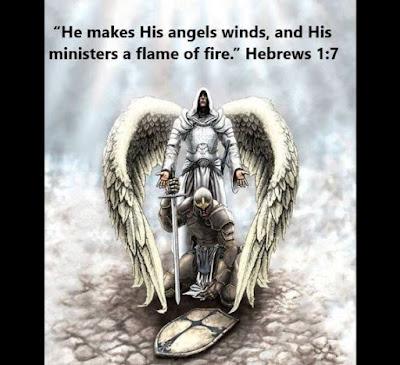 Angels of Deliverance by Deborah Waldron Fry