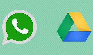 Backup WhatsApp kini Tak Habiskan Ruang Google Drive