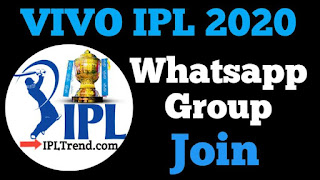 IPL Whatsapp Group Link 2020 Lets Join IPL Whatsapp Group