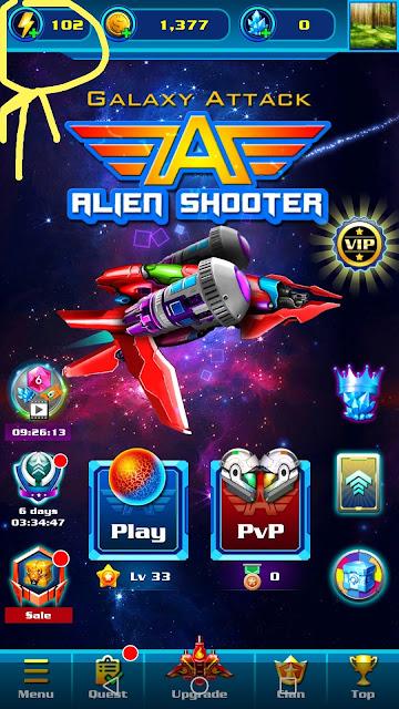 galaxy-attack-alien-shooter-power-level