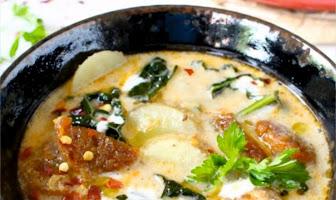 Vegan Zuppa Toscana Recipe