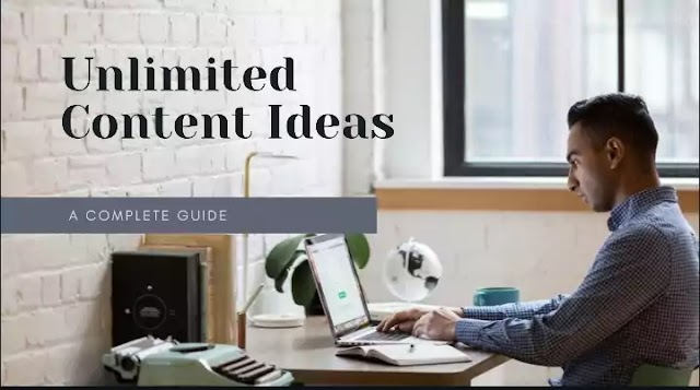 How to Create Unlimited Content: Step-by-Step Guide.