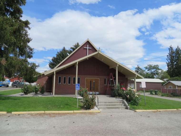 Dua Gereja di Washington Terbakar Saat Diserang Orang Tak Dikenal