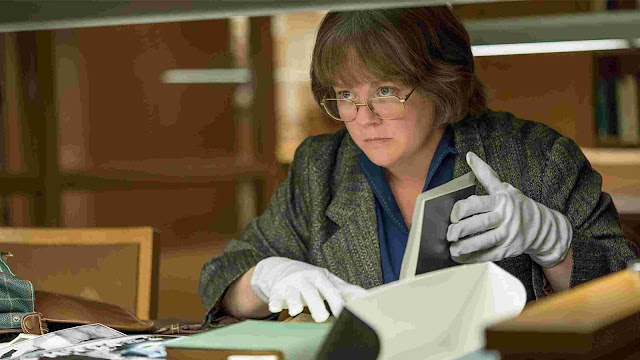 Can You Ever Forgive Me?: Film Review